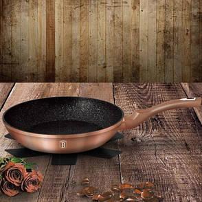 Сковорода из кованого алюминия Ø24х4,8 см, фото 2