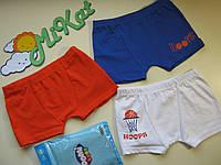 Боксери, упаковка (3 шт.) для хлопчика (5-6 років)