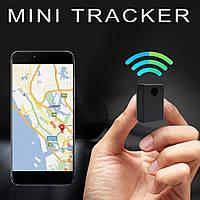 GPS-Трекер мини SIM сигнализация N9 с микрофоном прослушкой GSM/GPRS маячок чип
