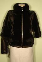 Женская норковая куртка