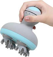 Массажер для головы Xiaomi Mini Head Massage M2 Grey