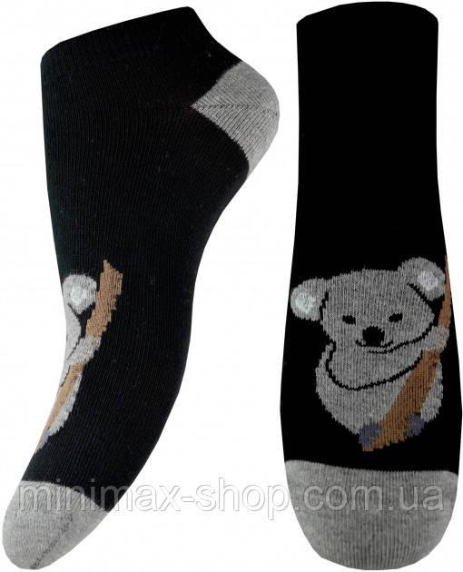 Носки женские Легка Хода 5415, черный