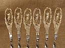 """Шампура подарункові ручної роботи """"Кабан"""" в кейсі з еко-шкіри, фото 4"""