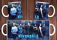 ЧАШКА Riverdale Ривердеил (ОТЛИЧНЫЙ ПОДАРОК)