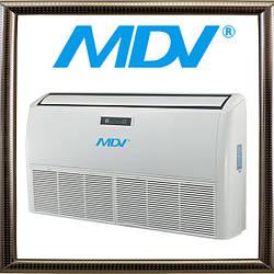 Сплит-система напольно-потолочного типа MDV MDUE-18HRN1, серия MDUE