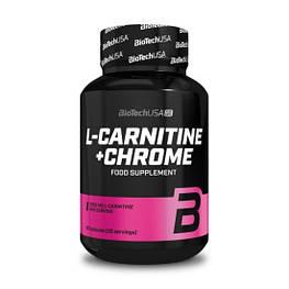 L-Carnitine + Chrome BioTech 60 капсул