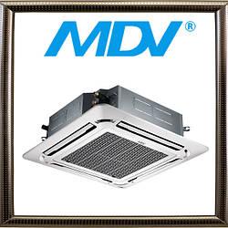 Сплит-система кассетного типа MDV MDCD-24HRN1, полноразмерные, серия MDCD