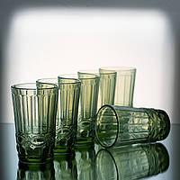 """Набір склянок 350 мл """"Смарагд"""" 6 шт."""