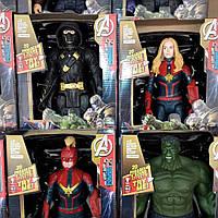 Супергерои Marvel. Супергерои Марвел игрушка 30см.