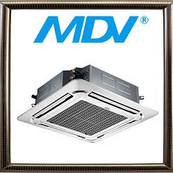 Сплит-система кассетного типа MDV MDCD-36HRN1, полноразмерные, серия MDCD