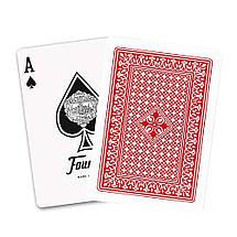 Покерные карты Fournier 18 Victoria, фото 3