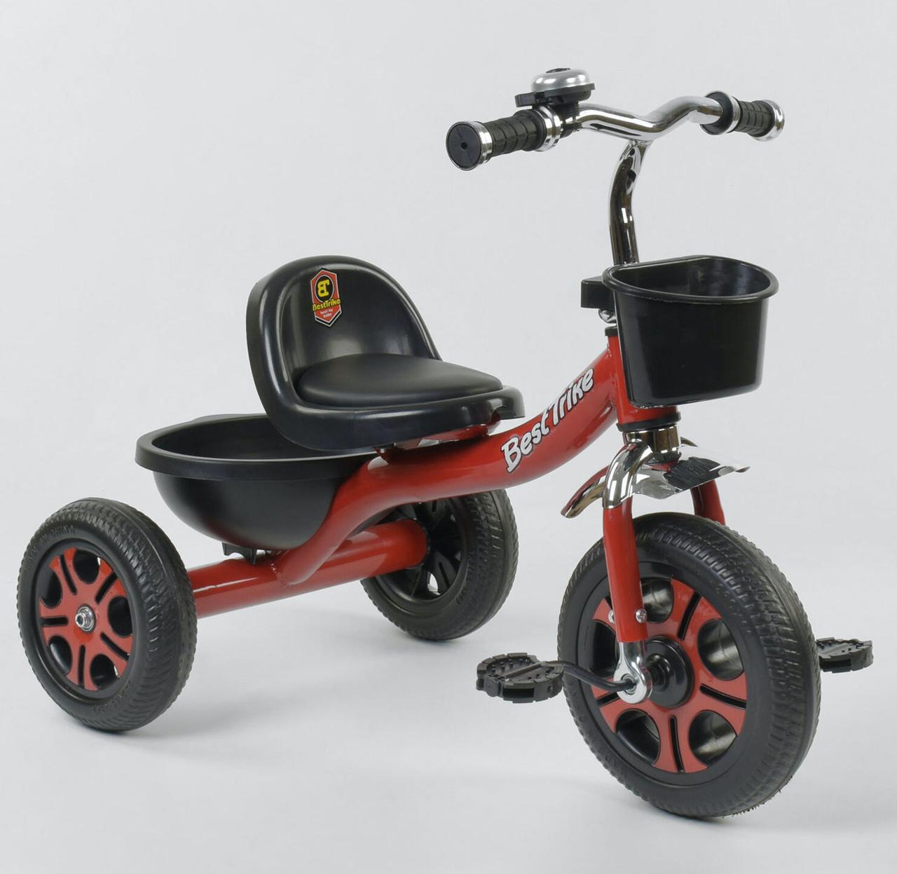 """Дитячий триколісний велосипед LM-3577 """"Best Тгіке"""""""