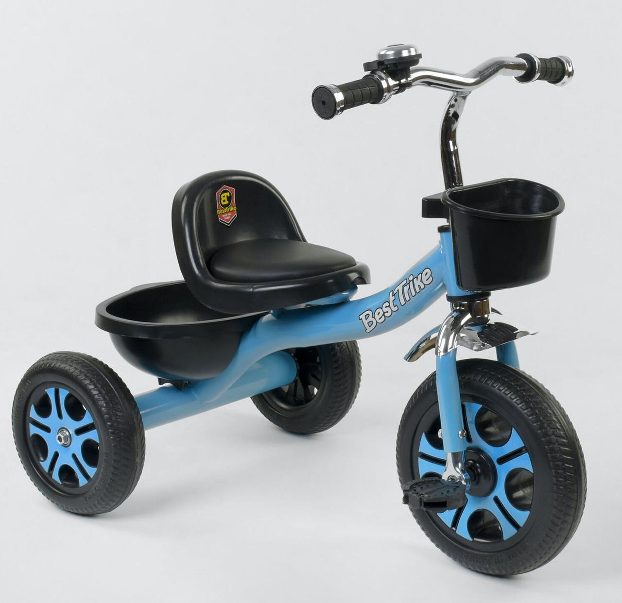 """Детский трехколесный велосипед LM-4405 """"Best Trike"""""""