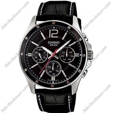 Часы CASIO MTP-1374L-1AVDF