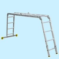 Лестница универсальная-трансформер Forte FE4х4 (4,68 м)