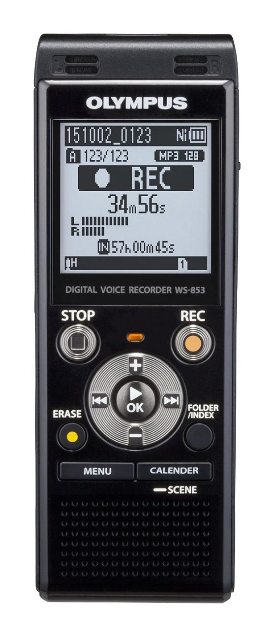 Диктофон Olympus WS-853 8GB Black (V415131BE000)