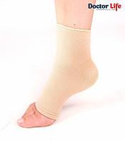 Эластичный бандаж голеностопного сустава Doctor Life Active