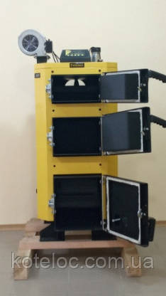 Твердотопливный котел Kronas Standart 18 кВт, фото 2