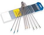 Вольфрамовые электроды Тип Е3(фиолетовый, со смесью оксидов)