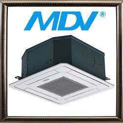 Сплит-система кассетного типа MDV MDCA3-12HRN1, компактные, серия MDCA3