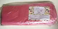 Чохол для педикюрної ванночки Panni Mlada™ 50х70 см (50 шт/пач) з поліетилену Колір: рожевий/pink