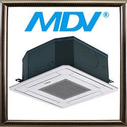 Сплит-система кассетного типа MDV MDCA3-18HRN1, компактные, серия MDCA3
