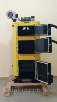 Твердотопливный котел Kronas Standart 26 кВт, фото 2
