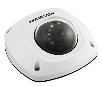 Turbo HD камера Hikvision DS-2CS58D7T-IRS (3.6 мм)