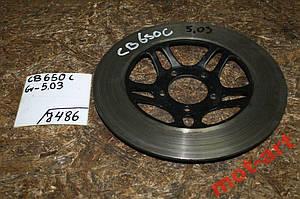 Тормозной диск Honda CB 650 C
