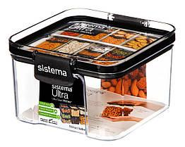Контейнер пищевой для хранения 0,46 л Sistema ULTRA 51400