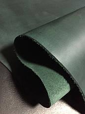 Кожа Крейзи Хорс зеленый, фото 3