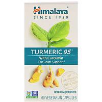 Куркумин (Turmeric 95 with Curcumin) 600 мг 60 капсул