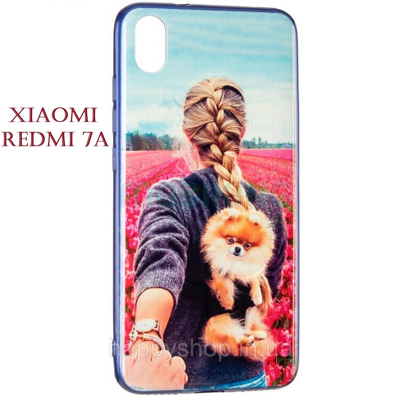Чехол-накладка Gelius QR для Xiaomi Redmi 7a (Spitz)