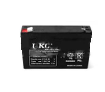 Аккумуляторная батарея UKC 6В 7Ач 06V007A