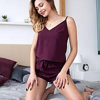 Комплект женские шорты+майка