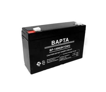 Аккумуляторная батарея BAPTA 6В 12Ач 10шт BP-1400