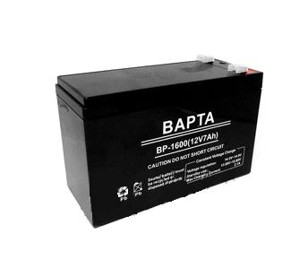 Аккумуляторная батарея BAPTA 12В 7Ач 10шт BP-1600
