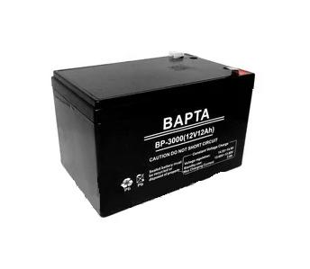 Аккумуляторная батарея BAPTA 12В 12Ач 50шт BP-3000
