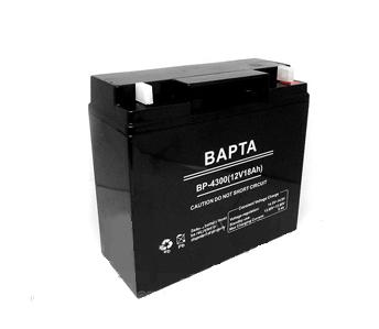Аккумуляторная батарея BAPTA 12В 18Ач 50шт BP-4300