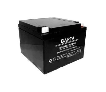 Аккумуляторная батарея BAPTA 12В 24Ач 1шт BP-5930
