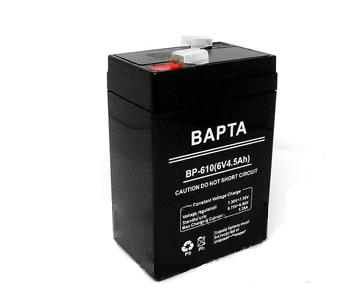 Аккумуляторная батарея BAPTA 6В 4,5Ач 20шт BP-610
