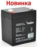 Тяговый аккумулятор Merlion EV 6-DZM-5 12В 5Aч F2, фото 1