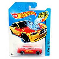 Машинка Hot Wheels, Измени цвет Mattel модель Dodge Сharger