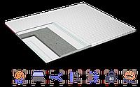 Тонкий матрас-топпер PURPLE Fit Eco, размер 110*190, высота 4 см, Жесткость: мягкий/мягкий