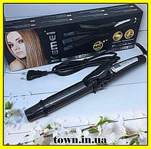 Плойка для волос Kemei GB-KM 988 3 в 1   Щипцы   Утюжек   Плойка-утюжек