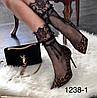 Туфлі жіночі класичні  леопардові