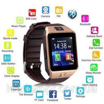 [ОПТ] Smart - часы dz09