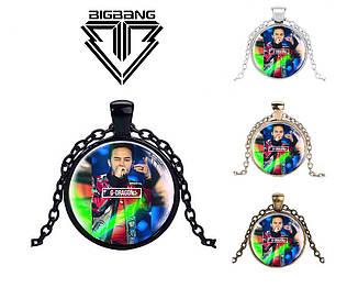 "Кулон K-Pop Big Bang ""G - Dragon"""