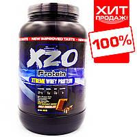 Комплексный протеин для роста мышц с ВСАА XZO Nutrition (шоколад)
