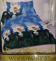 Постельное бельё бязь Woodbury's  (Пакистан) Односпальный